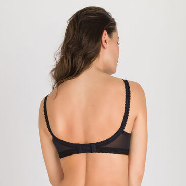 Non-wired Bra in Black – Cross Your Heart 165-PLAYTEX