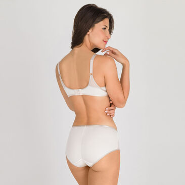 Midi Brief in Antique White – Ideal Beauty-PLAYTEX