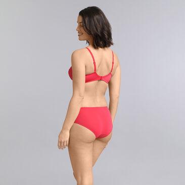 Underwired bra in raspberry Flower Elegance, , PLAYTEX