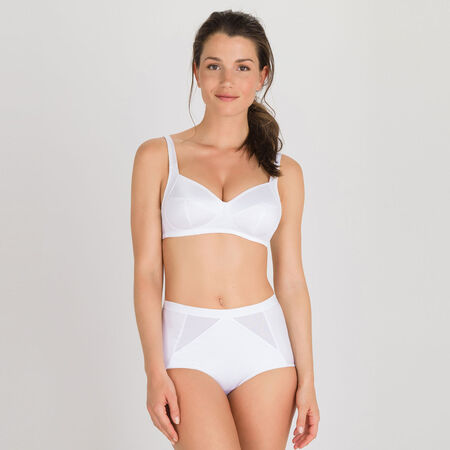 9ad1d4c0b8 Shaping Maxi Brief in White – Perfect Silhouette