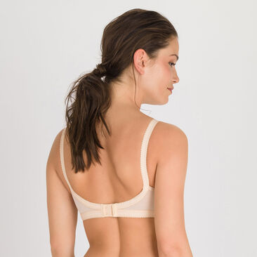 Non-wired Bra in Skin tone – Cross Your Heart 165-PLAYTEX