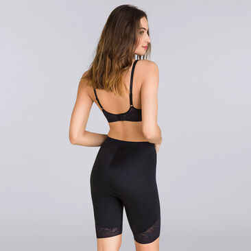 Black thigh slimmer - Expert in Silhouette-PLAYTEX