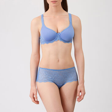 Shorty in Blue – Flower Elegance-PLAYTEX