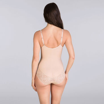 Beige Shaping Body - Expert in Silhouette, , PLAYTEX