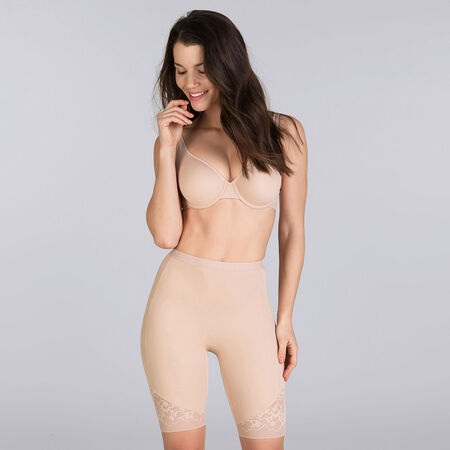 5ea3a6a5b7 Beige thigh slimmer - Expert in Silhouette