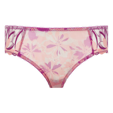Orchid printed knickers - Daily Elegance-PLAYTEX
