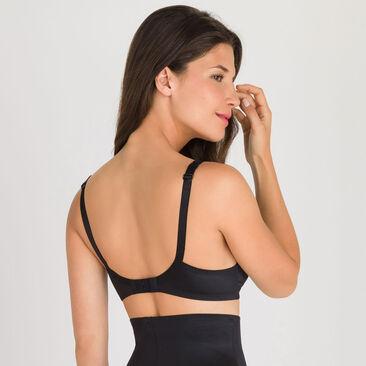 Non-wired Bra in Black – Perfect Silhouette-PLAYTEX