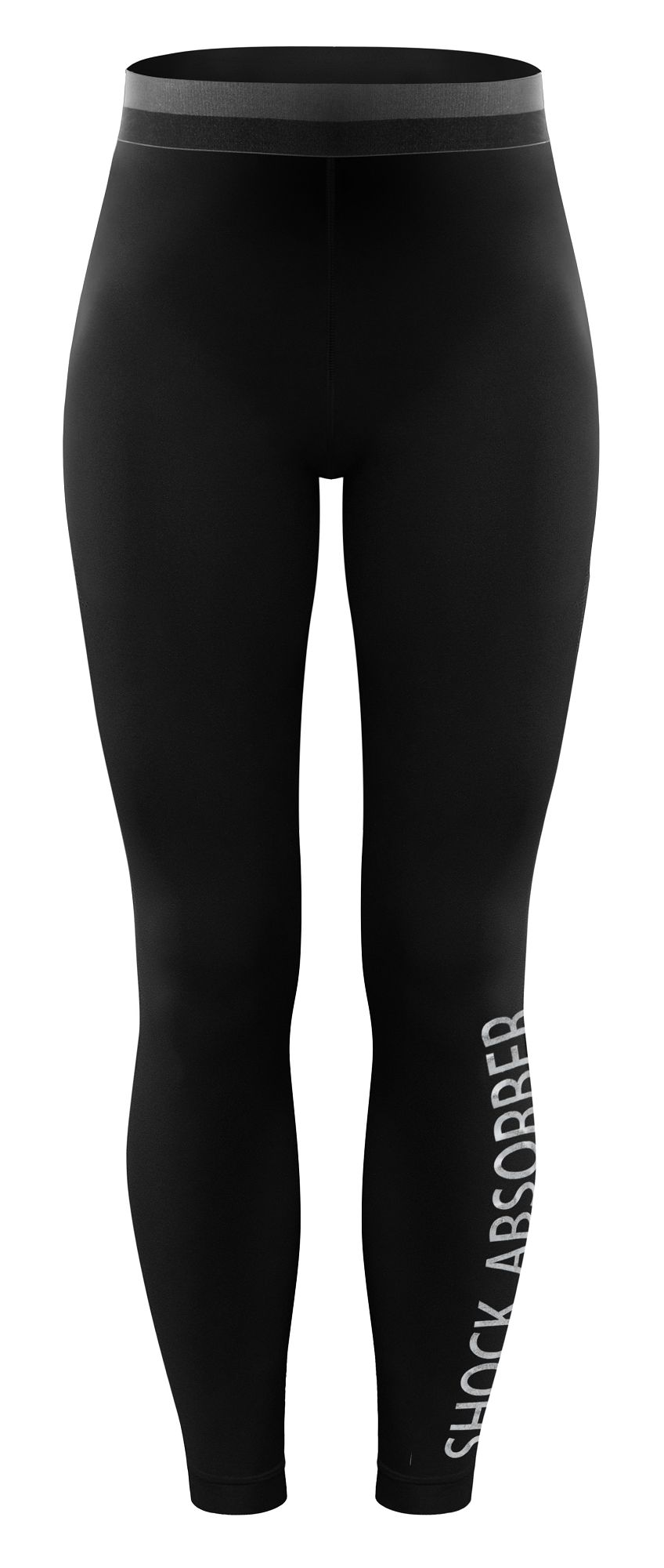 Active Wear leggings in black Shock Absorber, , DIM