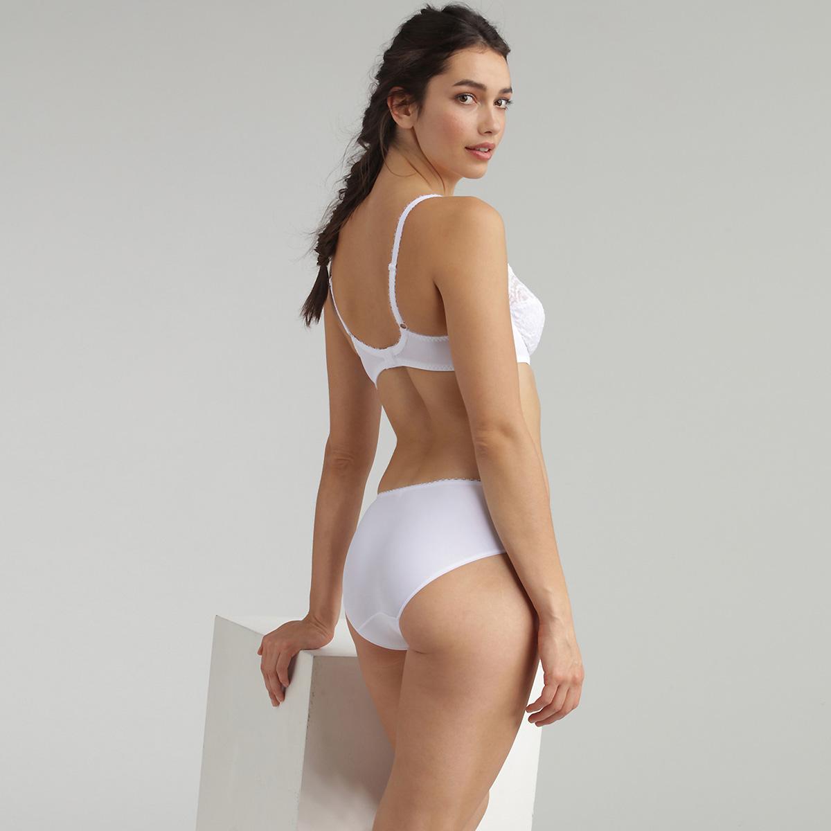 Balcony bra in white Flower Elegance, , PLAYTEX