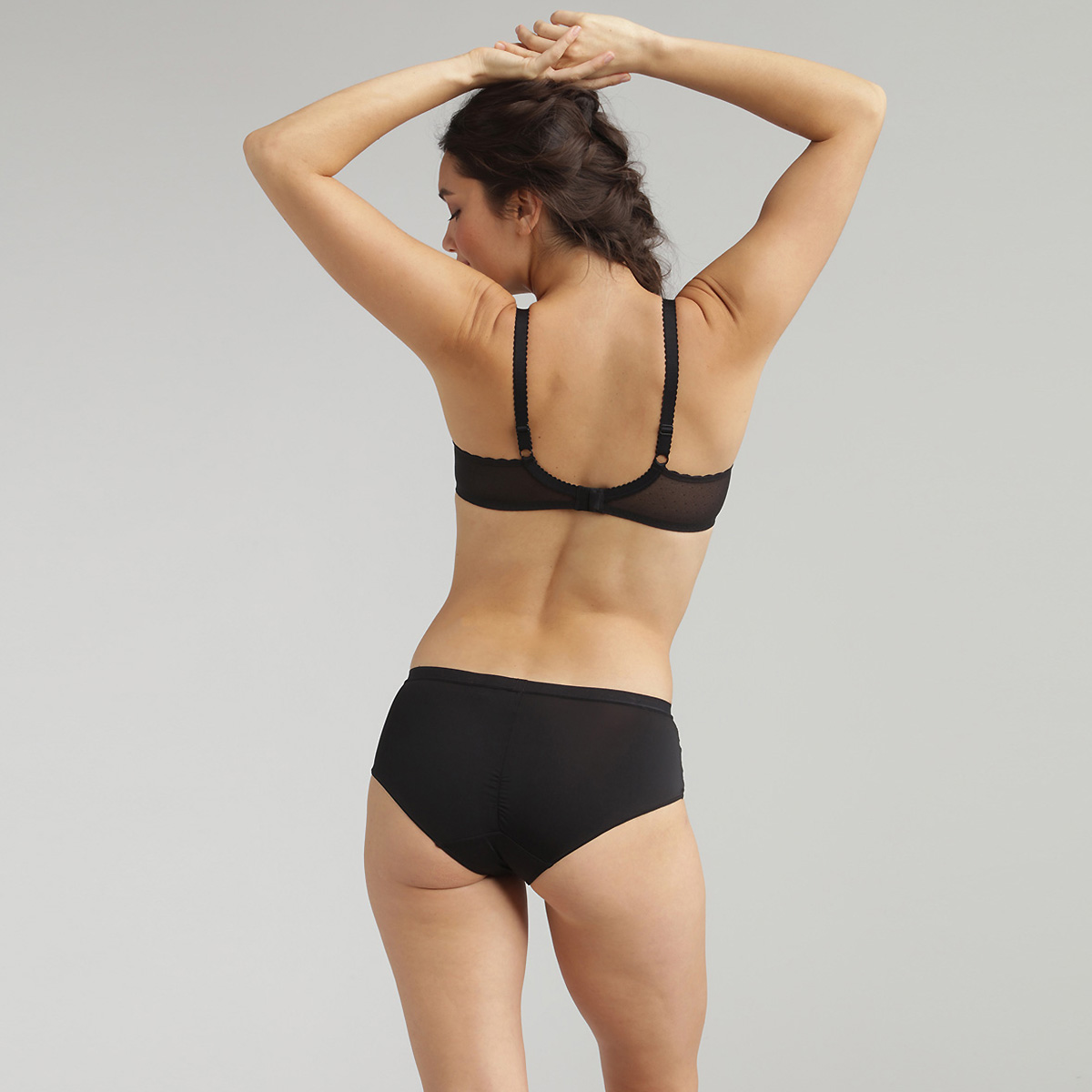 Padded bra in black - Secret Comfort, , PLAYTEX