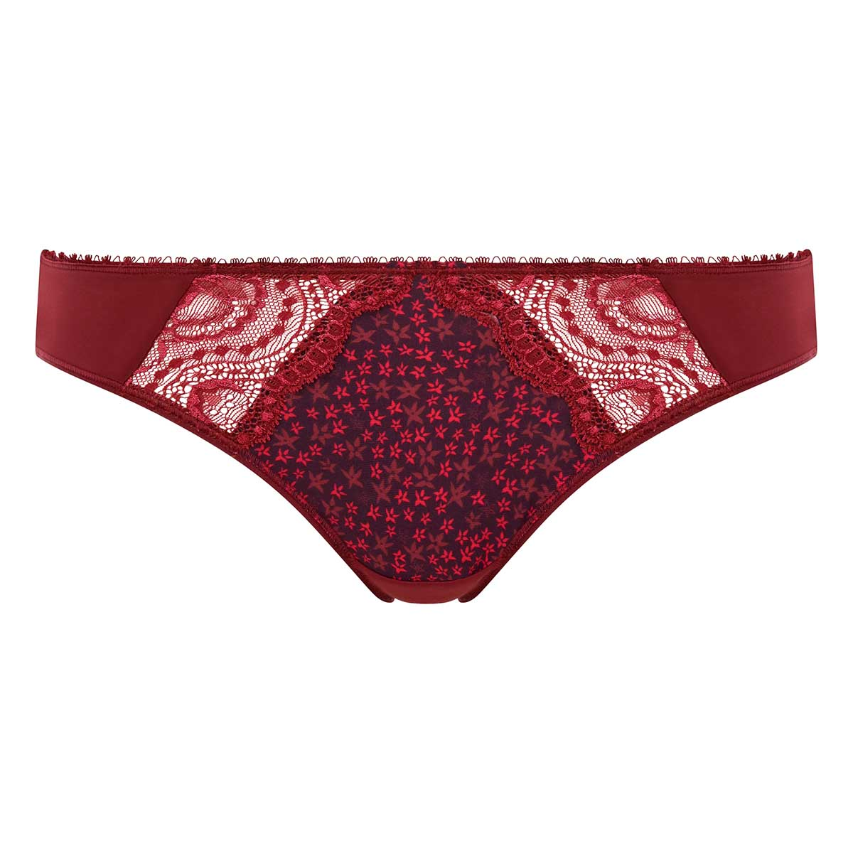 Mini Knickers in Bouquet Print Flower Elegance Micro, , PLAYTEX