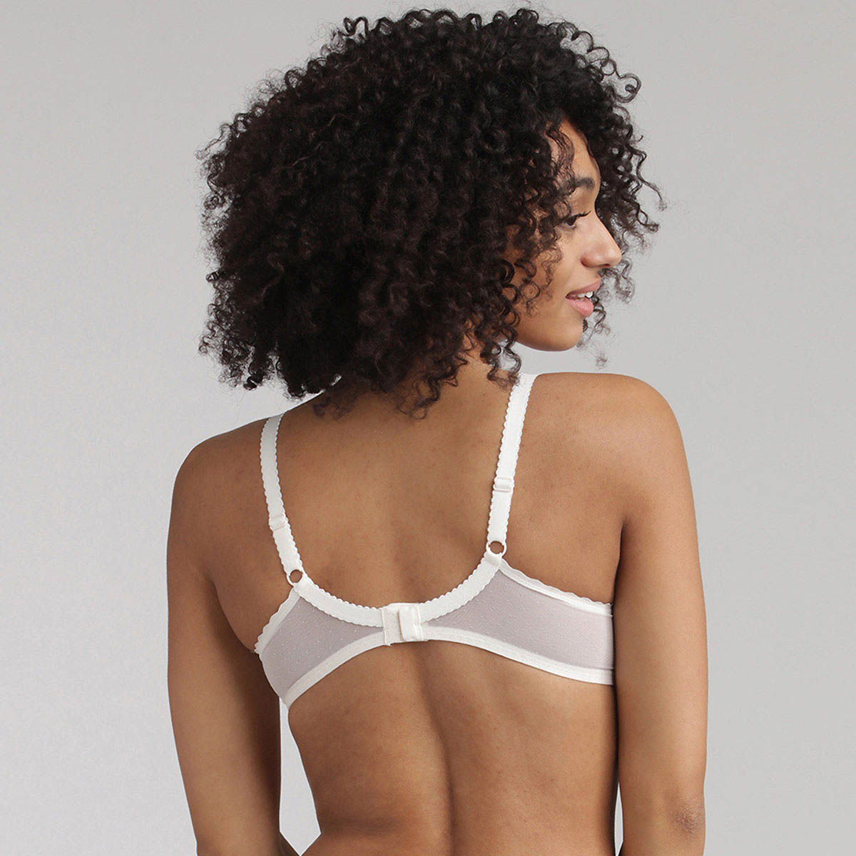 Padded bra in antique white - Secret Comfort, , PLAYTEX
