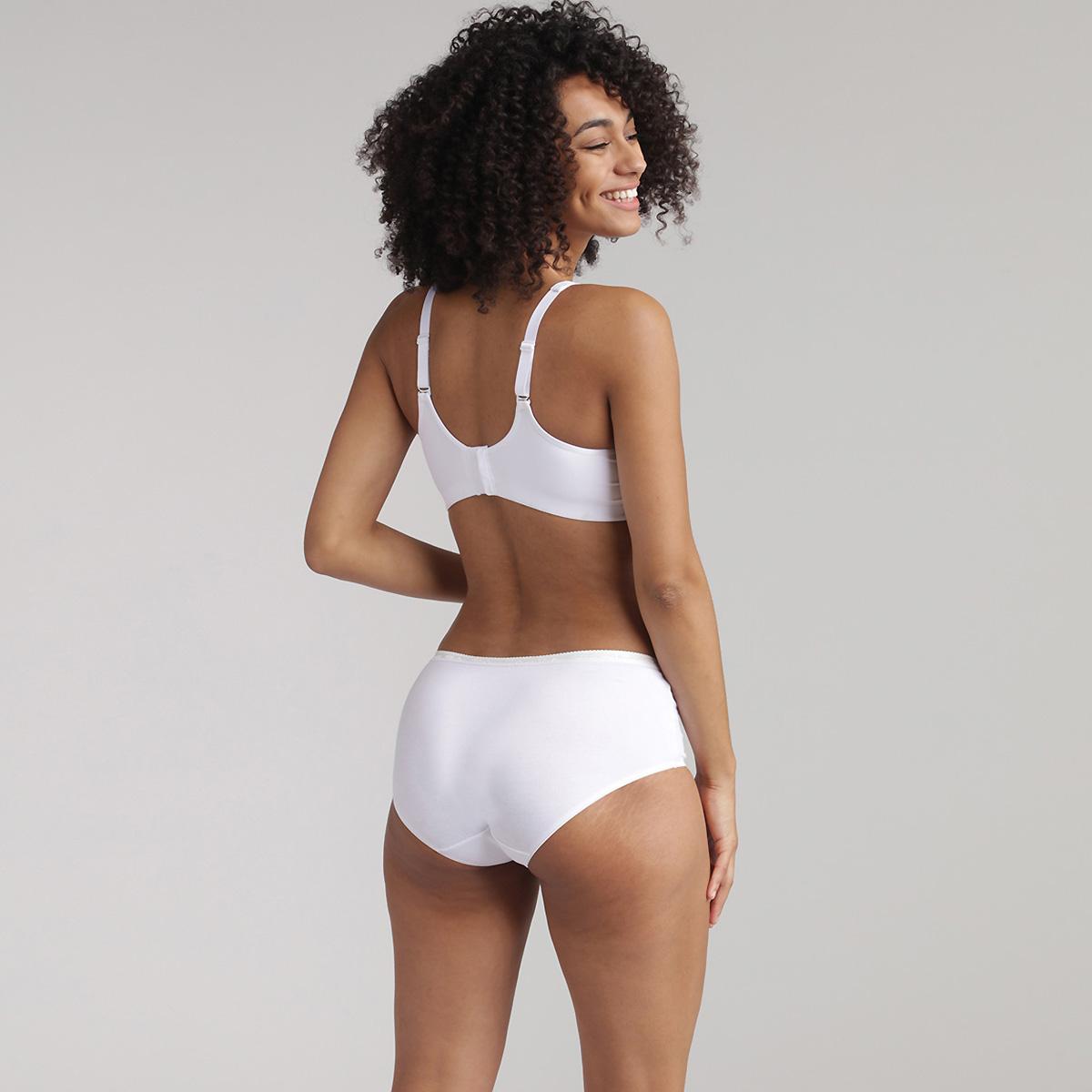 White wireless bra Feel Good Support, , PLAYTEX