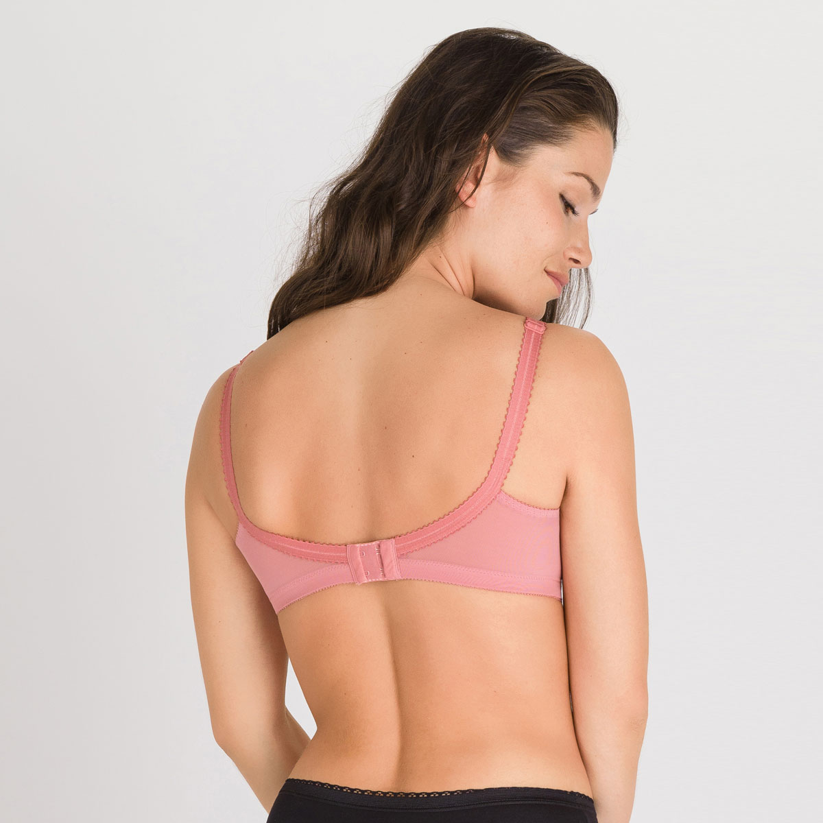 Non-wired Bra in Pink - Cross Your Heart 556-PLAYTEX