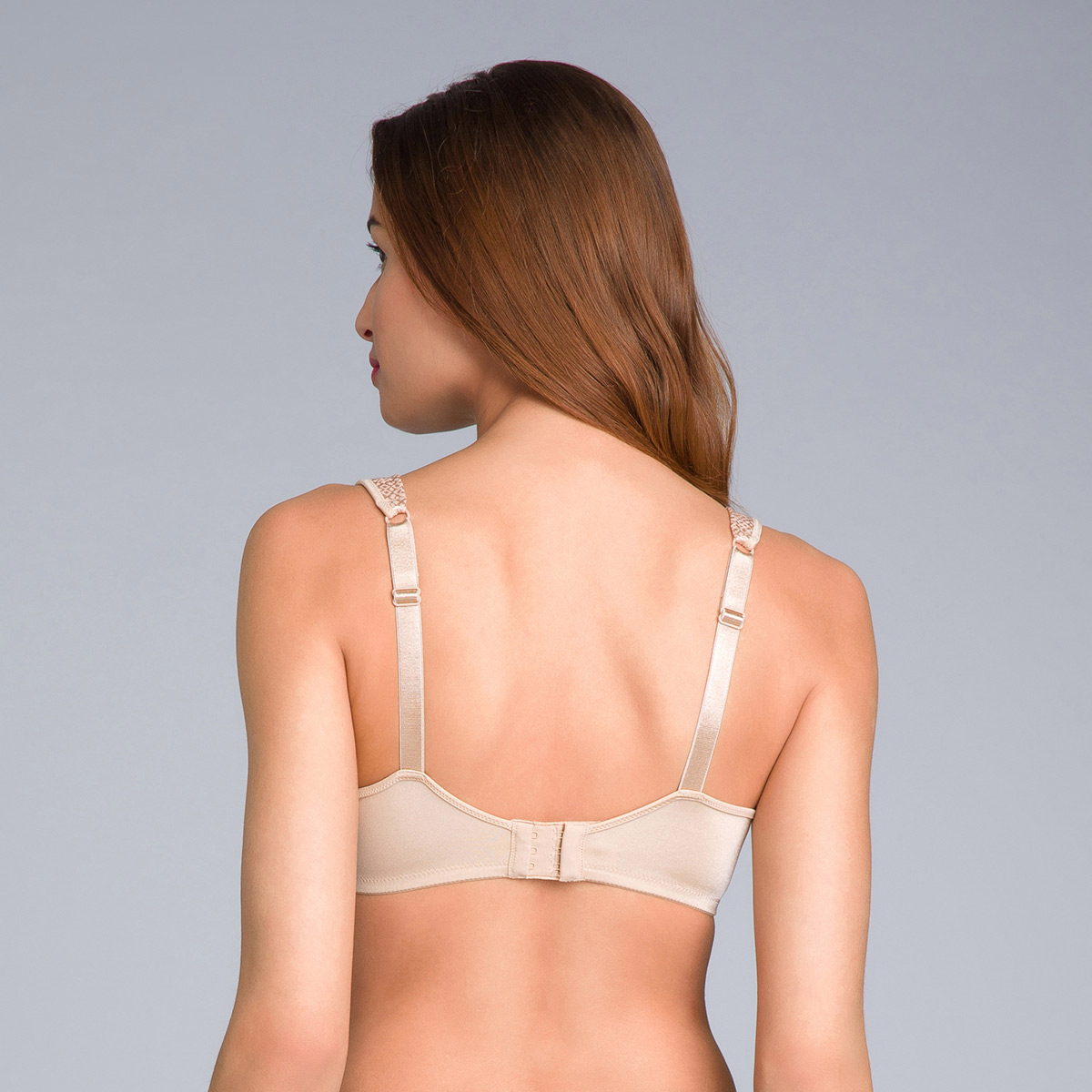 Underwired bra in beige -  Body Revelation, , PLAYTEX