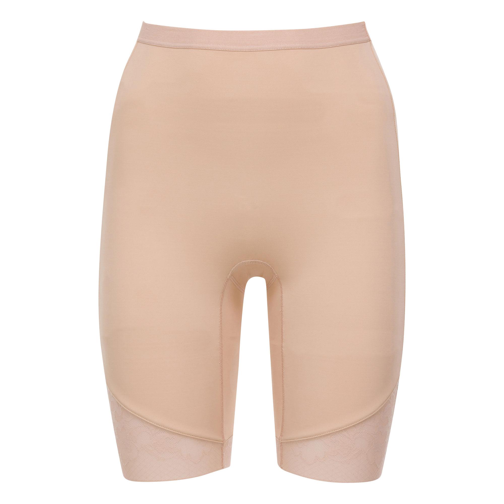 Beige thigh slimmer - Expert in Silhouette-PLAYTEX