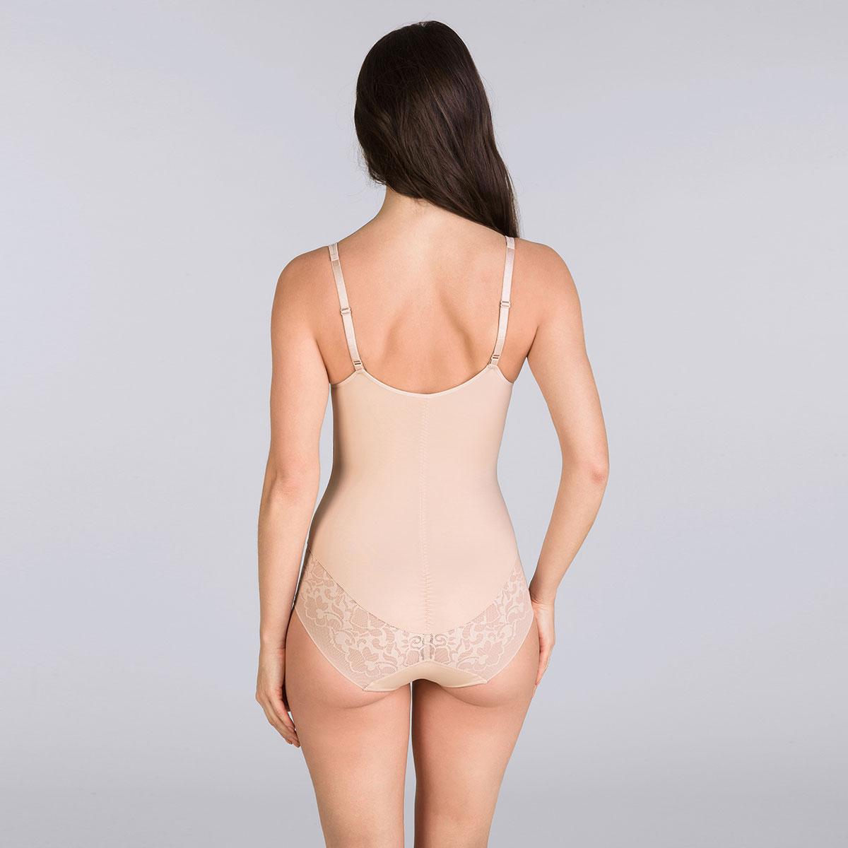 Beige Shaping Body - Expert in Silhouette, , PLAYTEX
