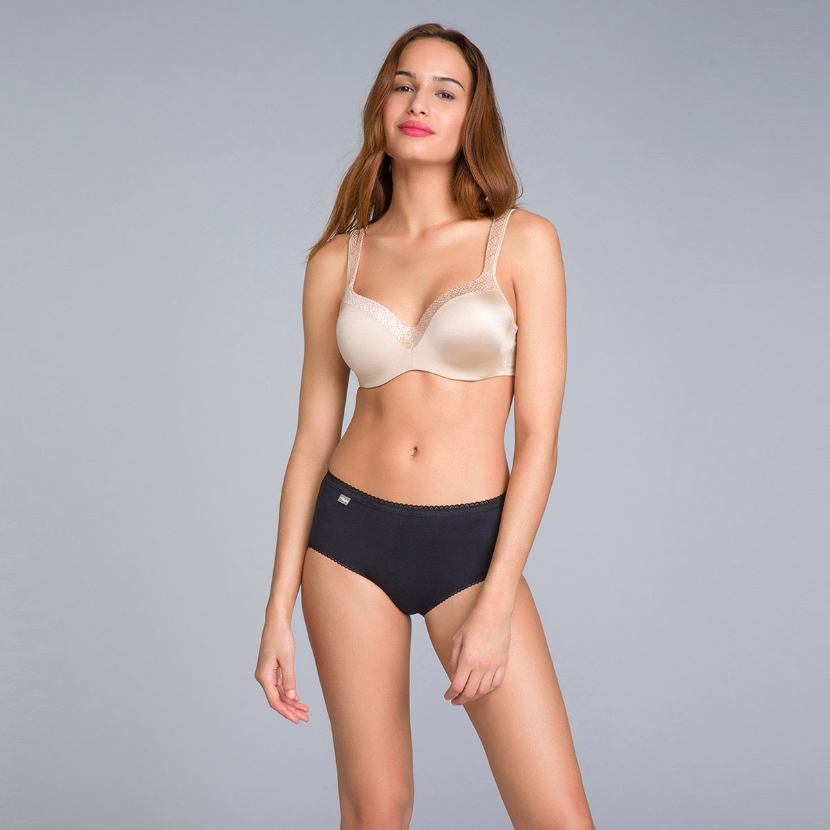 Underwired bra in beige -  Body Revelation, , PLAYTEX