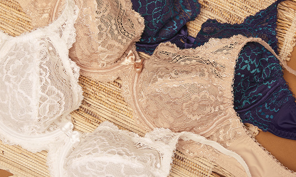 Between support and feminity: how to choose your bra?