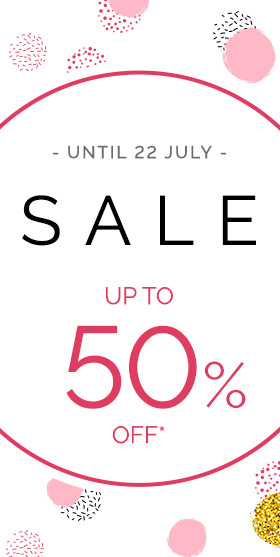 SALE - up to 50% off* - PLAYTEX
