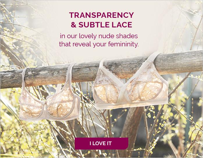 Subtle lace