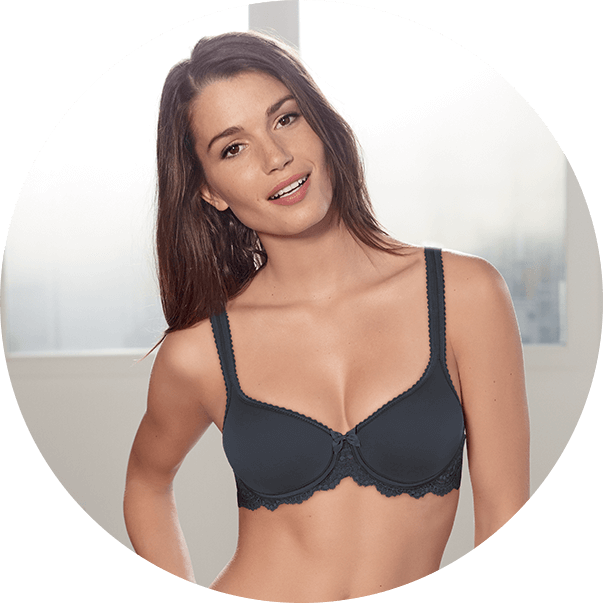 The spacer bra