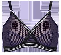non-wired bra
