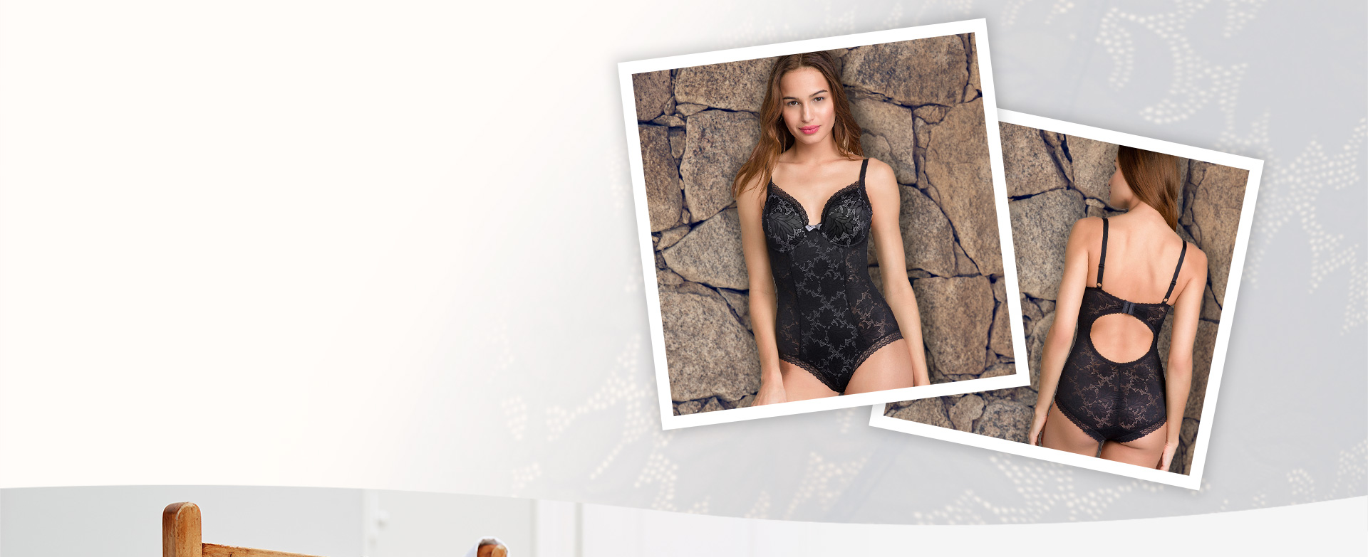 Invisible Elegance Lace Body