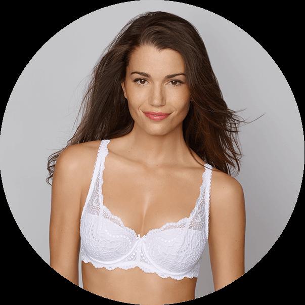 The padded bra